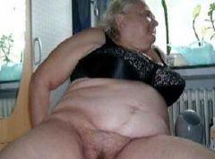Crazy Granny Fuck